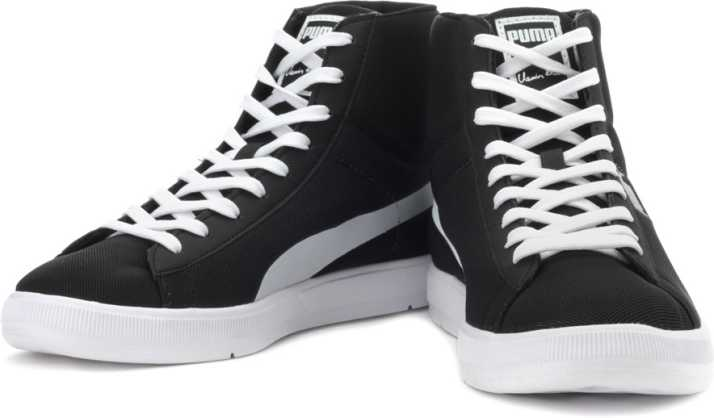 Contemporary Make life Cable car  Puma Bolt Lite Mid Mid Ankle Sneakers For Men - Buy Black, White Color Puma  Bolt Lite Mid Mid Ankle Sneakers For Men Online at Best Price - Shop Online  for Footwears