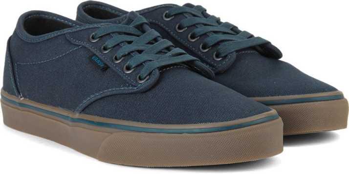 d94a508c0e05 Vans ATWOOD Men Sneakers For Men - Buy (12 oz Canvas) navy gum Color ...