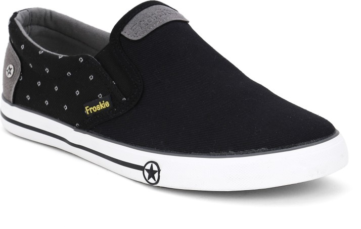 Froskie Canvas Shoes For Men - Buy