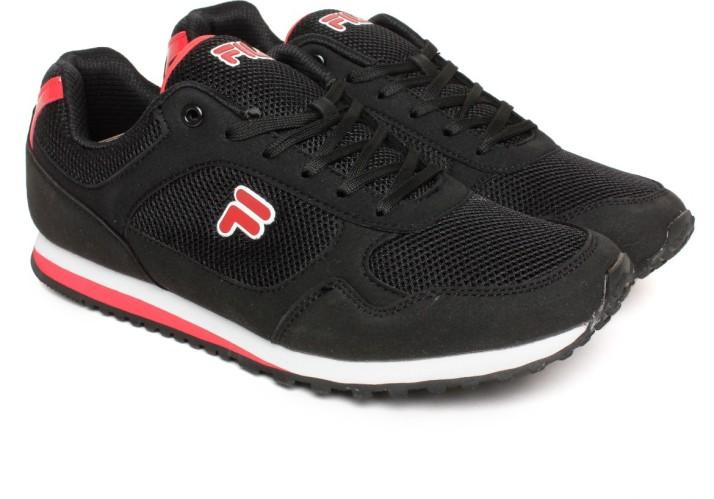 Fila Sneakers For Men - Buy BLK/RD
