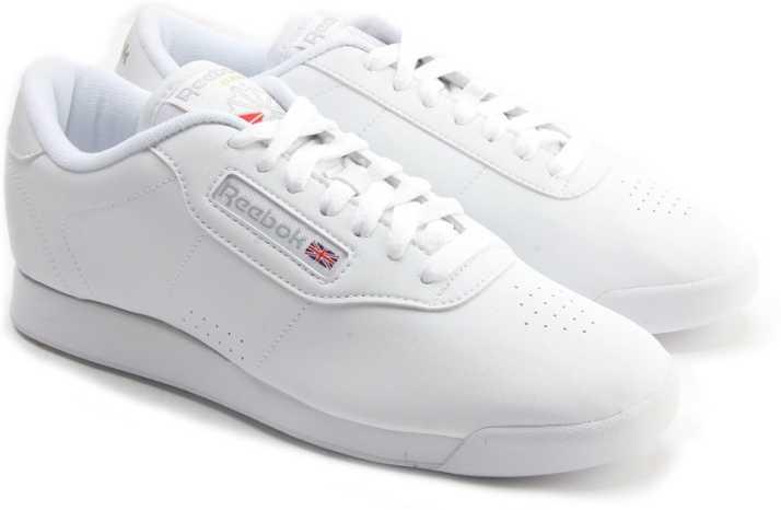 Refinar olvidadizo Contratación  REEBOK PRINCESS Sneakers For Women - Buy WHITE Color REEBOK PRINCESS  Sneakers For Women Online at Best Price - Shop Online for Footwears in  India | Flipkart.com