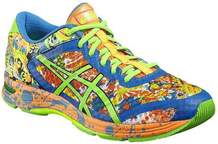 buy popular 2bdb8 656ef Asics GEL-NOOSA TRI 11 Running Shoes For Men (Multicolor)