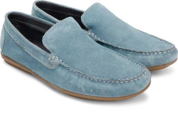 c5626127a57 Arrow Men Suede Leather Loafers For Men - Buy Vista Color Arrow Men ...