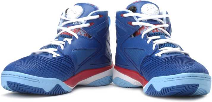 e01e90711bf6 REEBOK Blacktop Retaliate Basketball Shoes For Men (Blue)