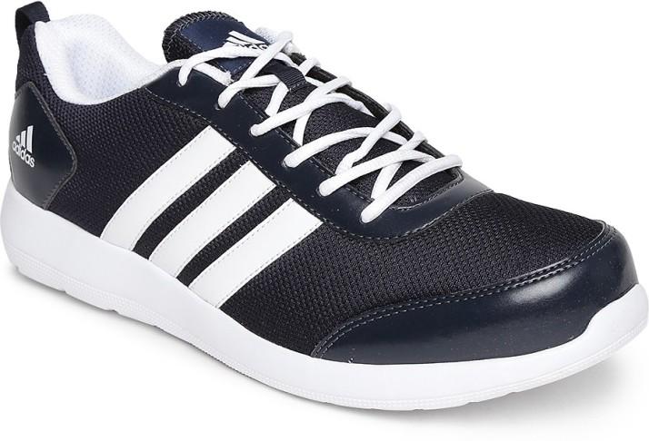 adidas school shoes black flipkart