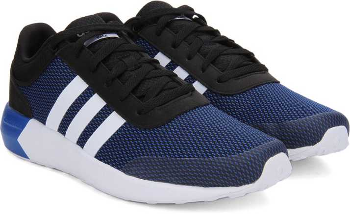 c375e8d1051 ADIDAS NEO CLOUDFOAM RACE Sneakers For Men - Buy CBLACK FTWWHT BLUE ...