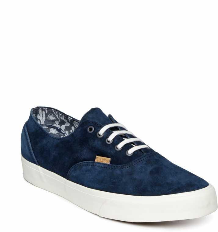 Vans Casual Shoes For Men - Buy Blue Color Vans Casual Shoes For Men ... c6fa4b056
