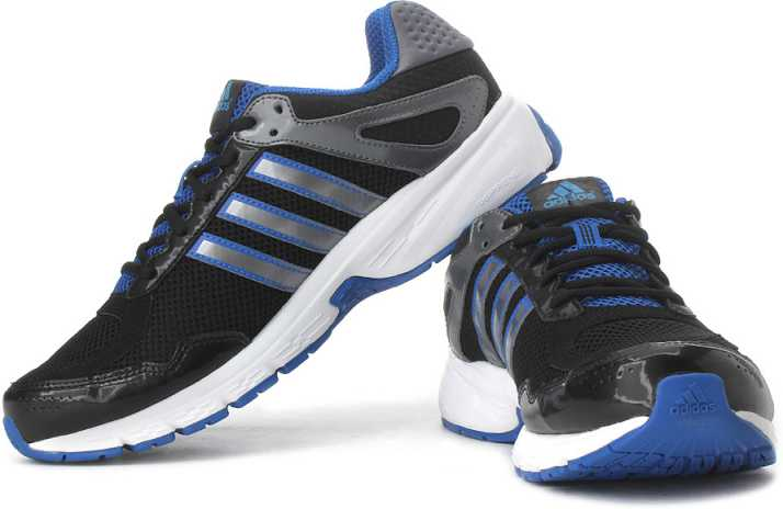 Machu Picchu Ya que calcio  ADIDAS Duramo 5 M Running Shoes For Men - Buy Black, Blue Color ADIDAS  Duramo 5 M Running Shoes For Men Online at Best Price - Shop Online for  Footwears in India | Flipkart.com
