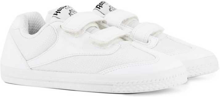 430a0f094 REEBOK CLASS BUDDY JR School Shoes For Women - Buy WHITE MET SIL BLACK  Color REEBOK CLASS BUDDY JR School Shoes For Women Online at Best Price -  Shop Online ...