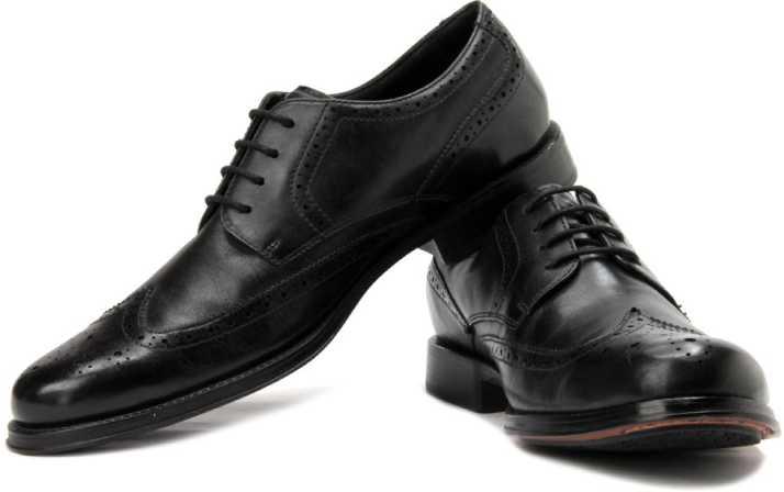 riesige Auswahl an gute Qualität üppiges Design Clarks Dino Limit Party Wear Shoes For Men