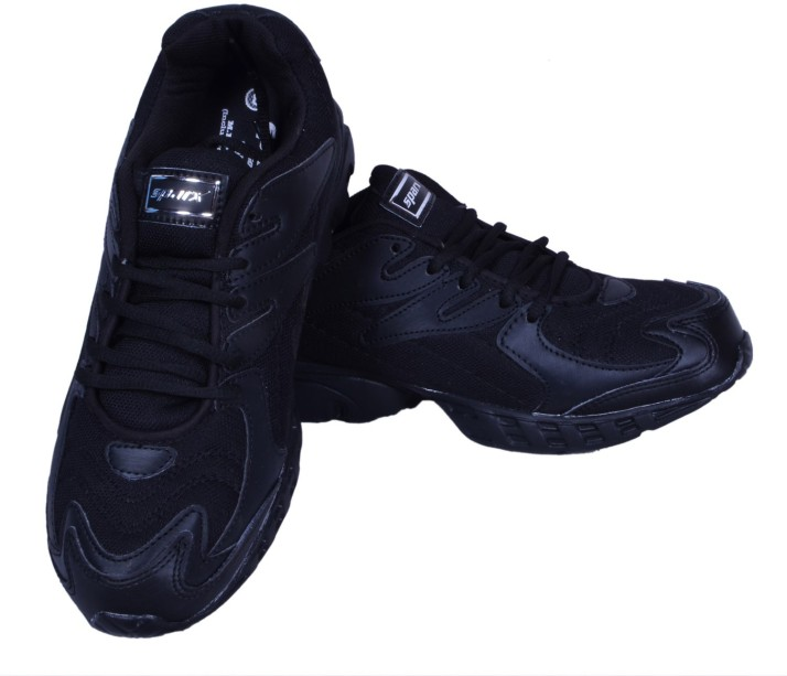 Sparx Running Shoes For Men - Buy Black