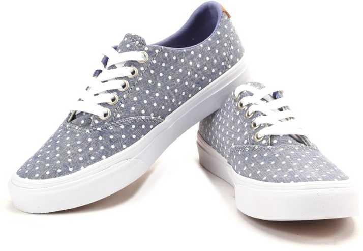 e975abedc0667b Vans Winston Decon Sneakers For Women - Buy (Polka Dot) Blue