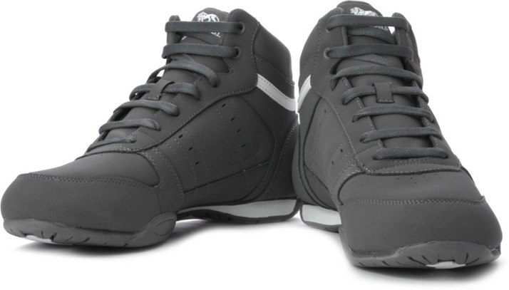 Lonsdale London Twist High Ankle Shoes
