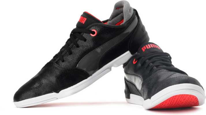 Puma Xelerate Low Ducati L Sneakers For Men Buy Black