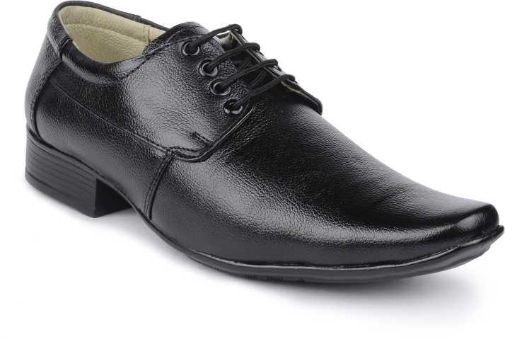 38173c526 Semana Lace Up Shoes For Men - Buy Black Color Semana Lace Up Shoes ...