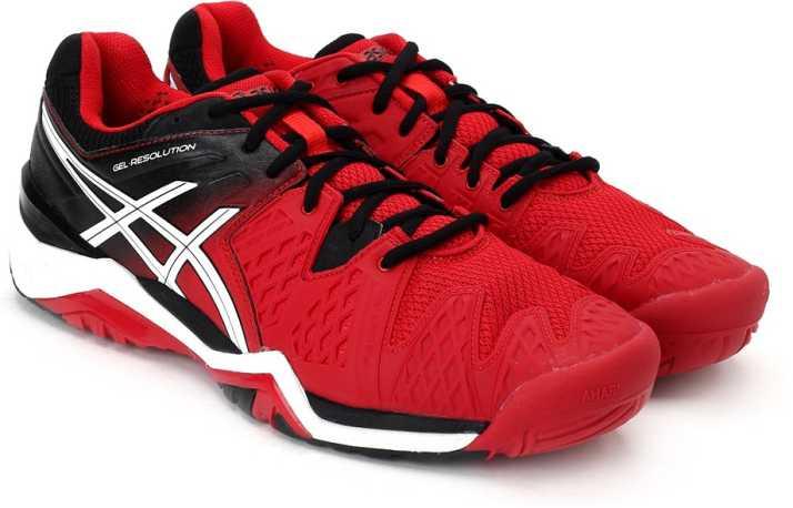 b0480b5bd9 Asics Gel-Resolution 6 Men Tennis Shoes For Men - Buy 2390 Color ...
