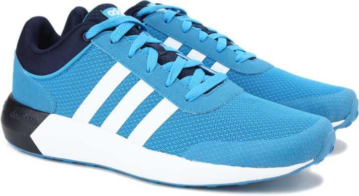 6afa69d9201 ADIDAS NEO CLOUDFOAM RACE Sneakers For Men - Buy SOLBLU FTWWHT ...