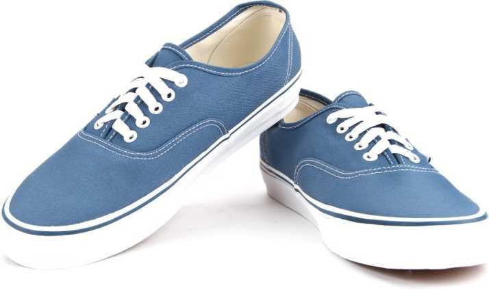 169a7e4df67 Vans Authentic SS19 Sneakers For Men - Buy Blue Color Vans Authentic ...