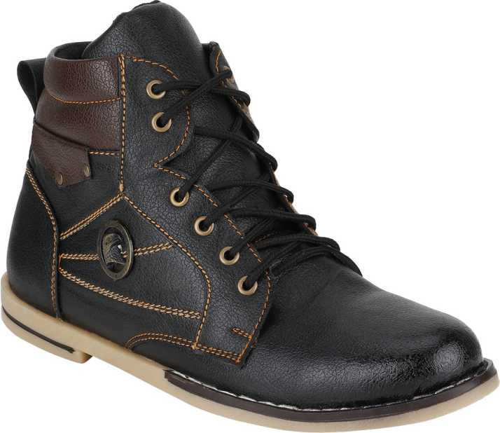 8e253999afe Kraasa Warrior Boots For Men
