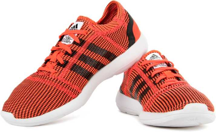 huge selection of e95a7 3142e ADIDAS Element Refine Tricot M Running Shoes For Men - Buy Solred, Cblack,  Solred Color ADIDAS Element Refine Tricot M Running Shoes For Men Online at  Best ...