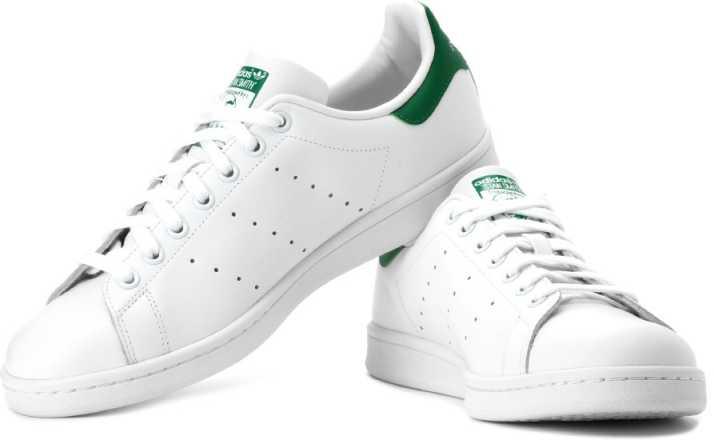 análisis Imaginación Arthur Conan Doyle  ADIDAS Stan Smith Sneakers For Men - Buy White Color ADIDAS Stan Smith  Sneakers For Men Online at Best Price - Shop Online for Footwears in India  | Flipkart.com