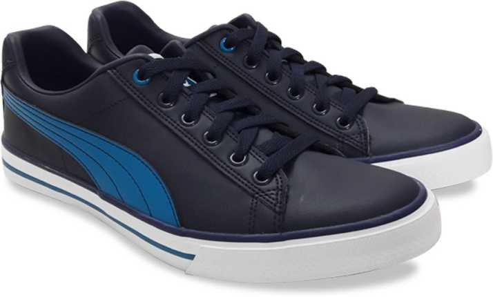 eee42a2418cbbf Puma Salz III DP Sneakers For Men - Buy peacoat-blue Jewel-blue wing ...