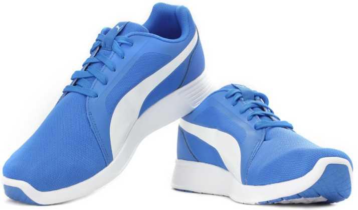 Cheap Puma St Trainer Evo Mens Online Free Shipping White