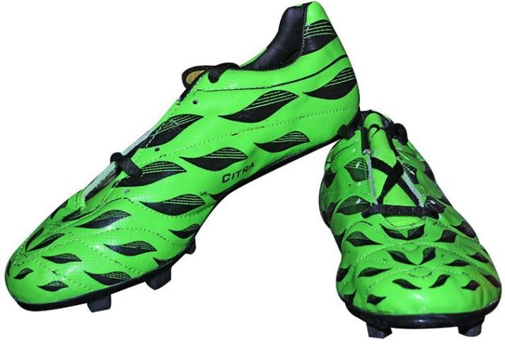 SEGA Football Shoes For Men - Buy Green