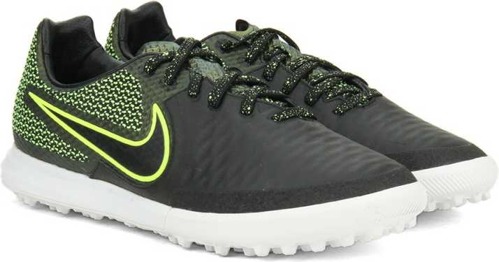 Adjunto archivo Mostrarte Petrificar  Nike MAGISTAX FINALE TF Football Shoes For Men - Buy BLACK/BLACK-VOLT-WHITE  Color Nike MAGISTAX FINALE TF Football Shoes For Men Online at Best Price -  Shop Online for Footwears in India