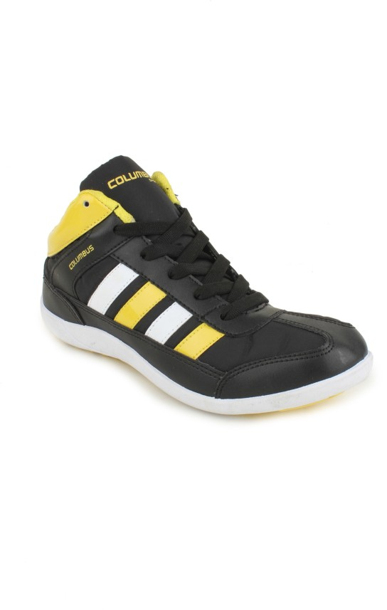 Columbus Lucky-7 Casual Shoes For Men