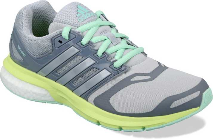 ADIDAS Questar Boost W TF Running Shoes For Women - Buy Grey Color ...