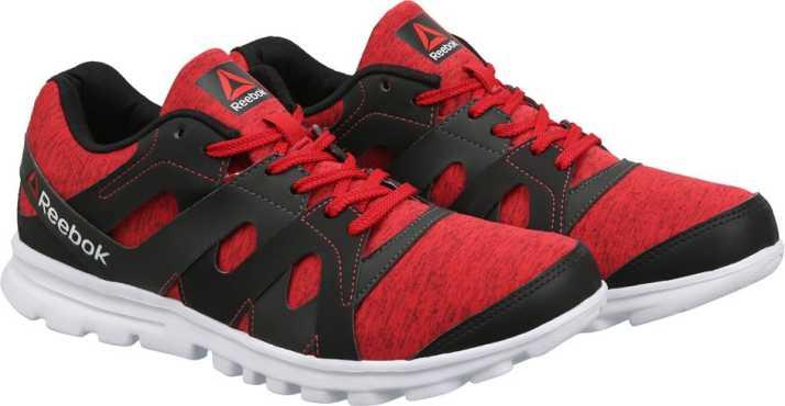 REEBOK ELECTRO RUN Running Shoes For Men (Red) 6b20836cc