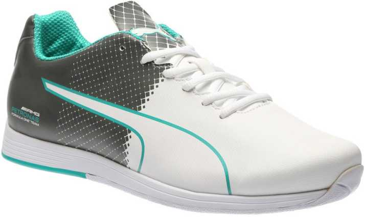 sneakers puma noir mercedes