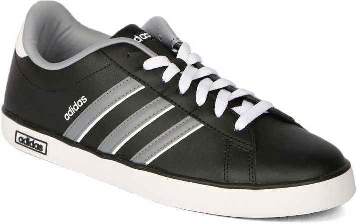 ADIDAS NEO DERBY VULC Sneakers For Men - Buy CBLACK GREY FTWWHT ... 750c2b2eb86