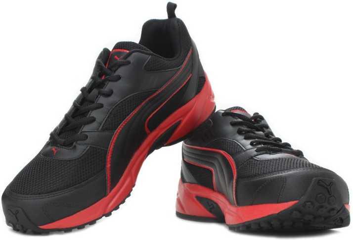 e06268ca2d78aa Puma Atom Fashion III DP Running Shoes For Men - Buy Puma Black-High ...