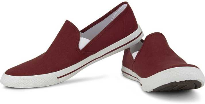 3cf3e35ff2a33d Converse Loafers For Men - Buy Maroon Color Converse Loafers For Men ...