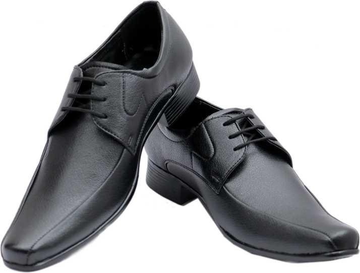 ridicat salvați marca faimoasa Pantofi For Men - Buy Black Color Pantofi For Men Online at Best ...