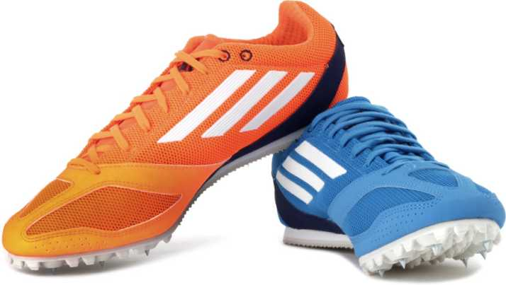 código promocional mejor valor captura ADIDAS Techstar Allround 3 Dual Color Track & Field Shoes For Men ...