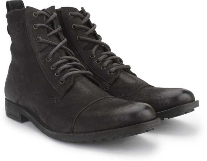 2beaafe8c77 Levi's Men Boots For Men