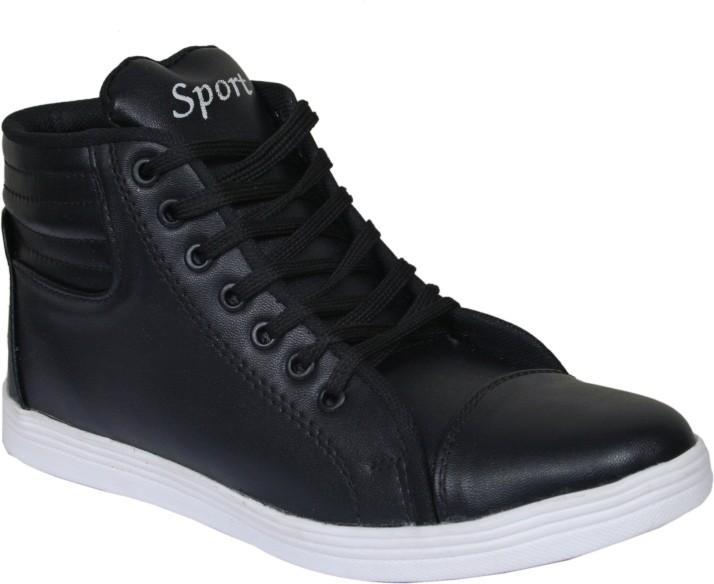 Sukun Casual Shoes For Men - Buy Black