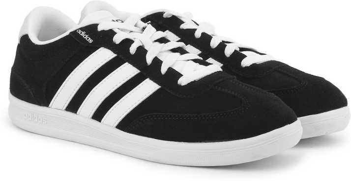 shoes for cheap run shoes on feet at ADIDAS NEO CROSS COURT Sneakers For Men