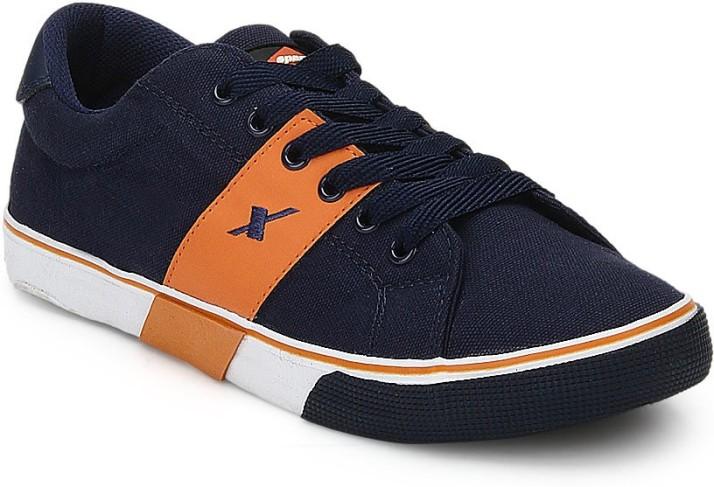 Sparx Canvas Shoes For Men - Buy Blue