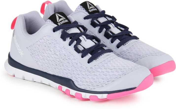fde52ed4b7f REEBOK EVERCHILL TRAIN Training Shoes For Women - Buy LILAC BLUE ...