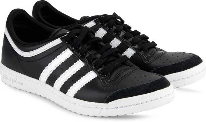 último descuento elegante en estilo amplia selección de colores ADIDAS ORIGINALS Top Ten Low Sleek Sneakers For Women - Buy Black1 ...