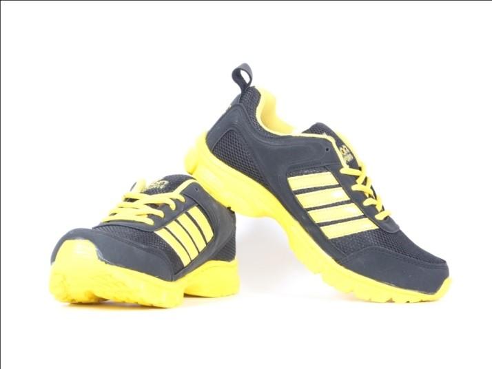 Nubon Eco-Sport-Black-Yellow Running
