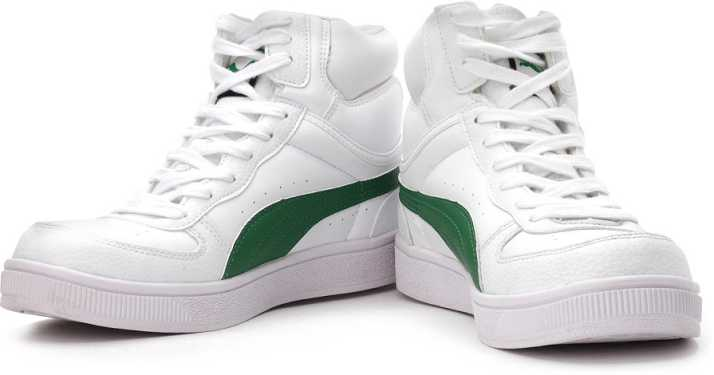9b658976b5e6f Puma Contest Mid High Ankle Sneakers For Men
