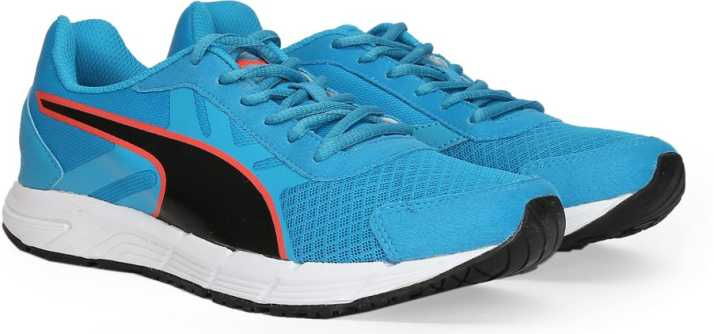 44bfd241f5d126 Puma Valor IDP Sneakers For Men - Buy Atomic Blue-Puma Black-Red ...