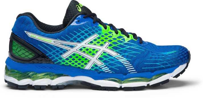 sale retailer 8aefb 24c46 Asics Gel-Nimbus 17 Men Running Shoes For Men