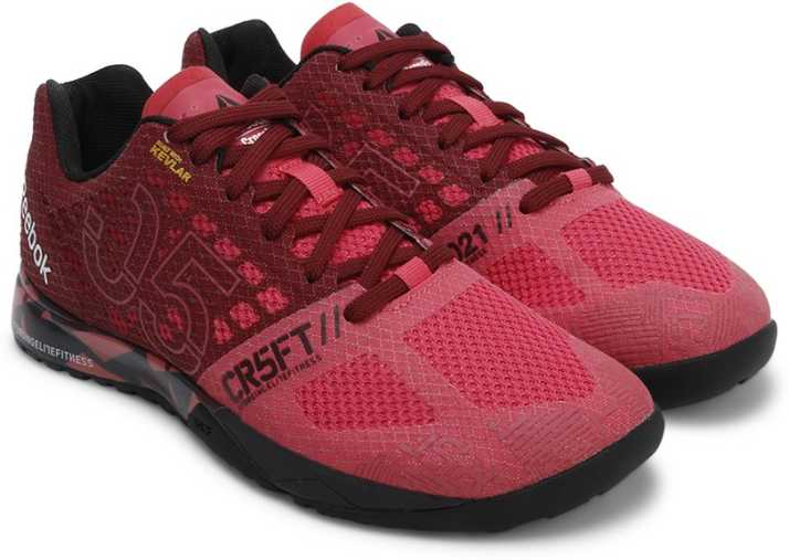 7759ae2dc415c REEBOK R CROSSFIT NANO 5.0 Gym and Fitness Shoes For Women (Multicolor)