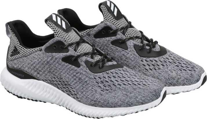 551d5838f ADIDAS ALPHABOUNCE EM M Running Shoes For Men - Buy CBLACK FTWWHT ...